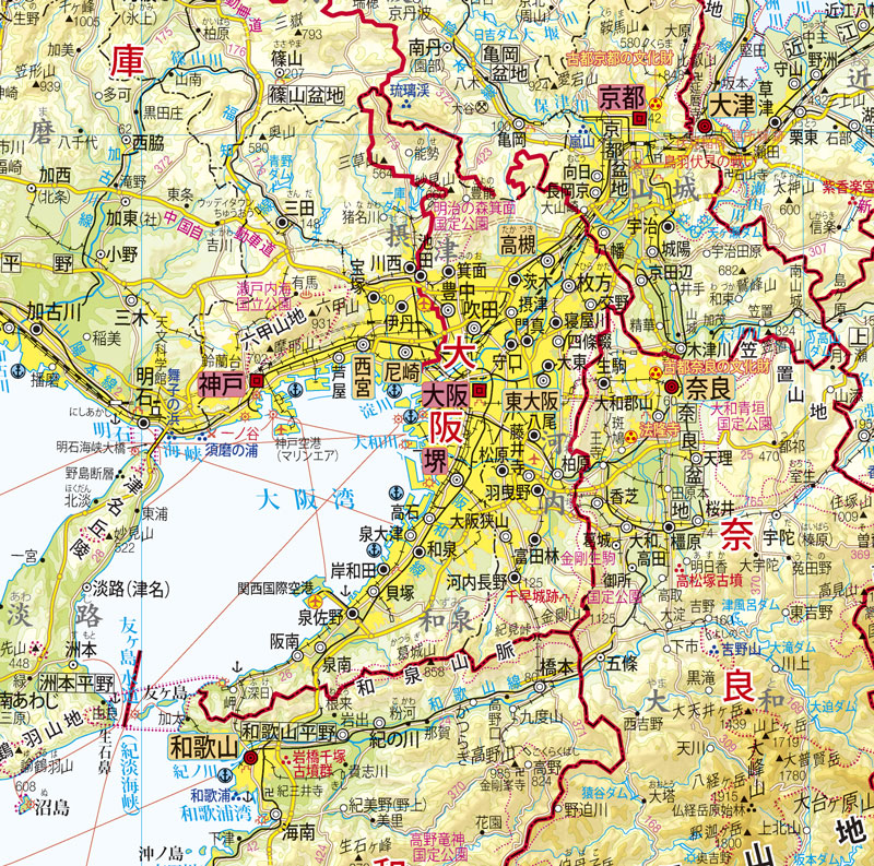 基本地図帳(地図306 ...