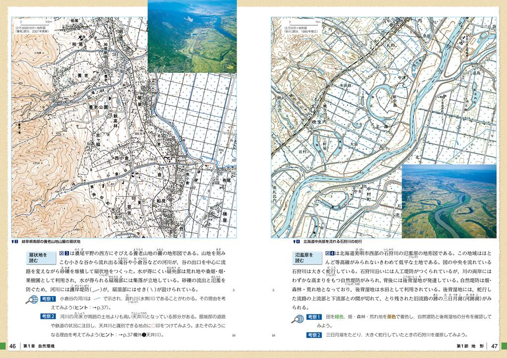 地形図を読む